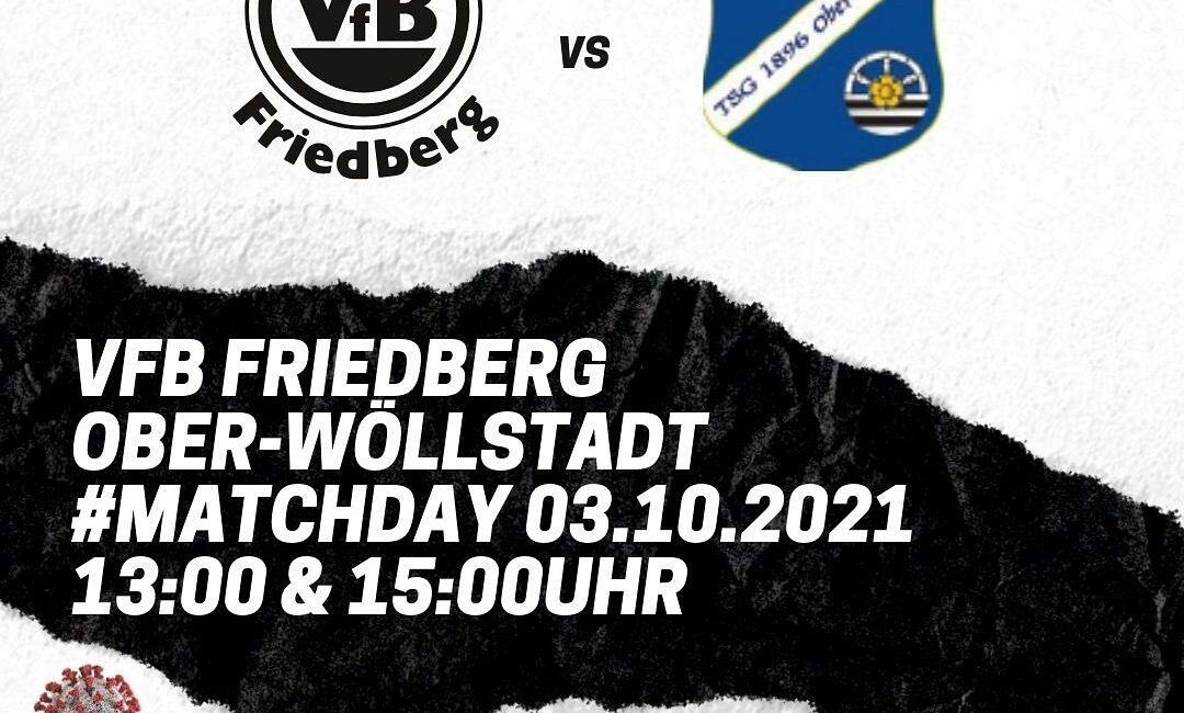 HEIMSPIEL - Am Sonntag geht es zuhause für beide Mannschaften gegen Ober-Wöllsta...