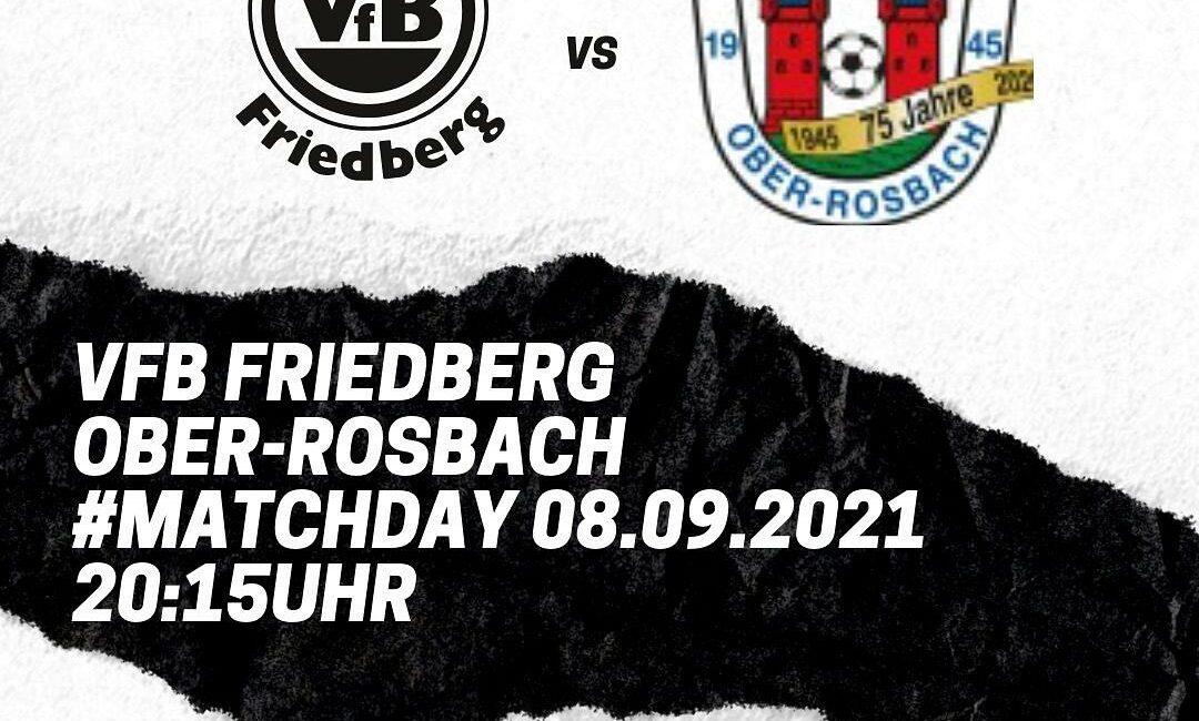 HEIMSPIEL - Heute geht es zuhause bei Flutlicht gegen Ober-Rosbach in das 4. Sai...