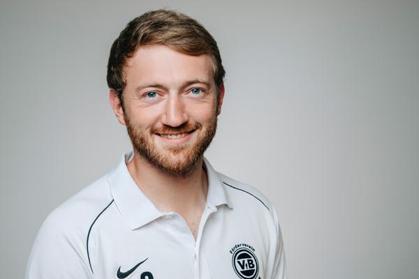 Malte Strothmann, Abteilungsleiter Fußball   VfB Friedberg