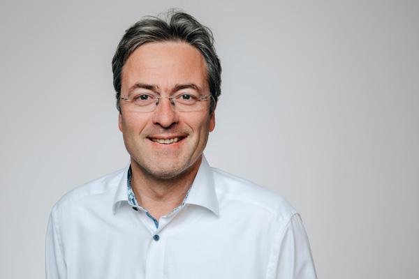 Peter Heidt, 1. Vorsitzender   VfB Friedberg